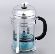 Чайник зав./кофейн. Bekker (850ml) BK-355Чайники заварочные и френч-прессы<br>Благодаря этому чайнику, вы будете согреваться любимыми напитками в холодное время года.<br>