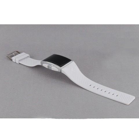 Светодиодные часы - белые от MELEON