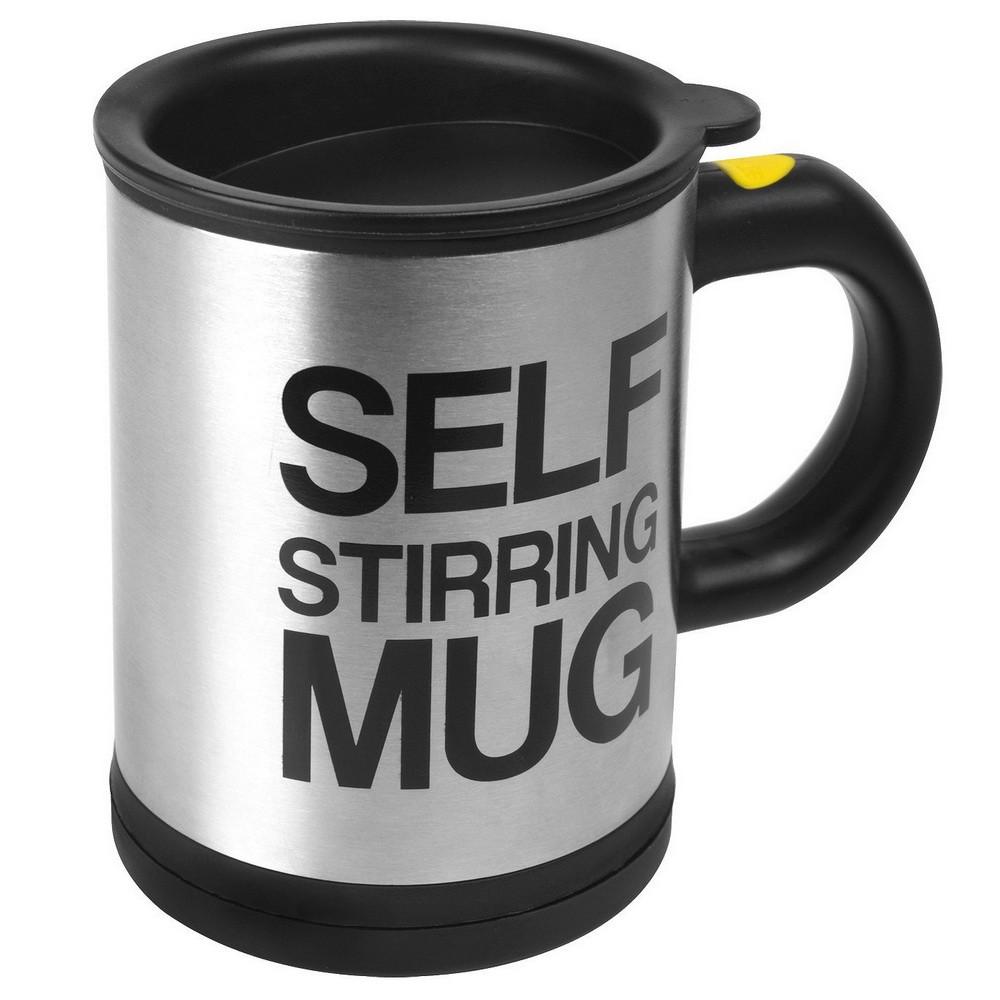 Кружка мешалкаОстальные гаджеты<br>Не хватает времени на обед в офисе? А может вы часто бываете за рулем, потому просто нуждаетесь в бодрящих горячих напитках? Нет проблем! Кружка мешалка желтого цвета не только размешает сахар в кофе или чае, но и сохранит напиток горячим как можно дольше. Вам не придется откладывать в сторону все свои дела!<br>