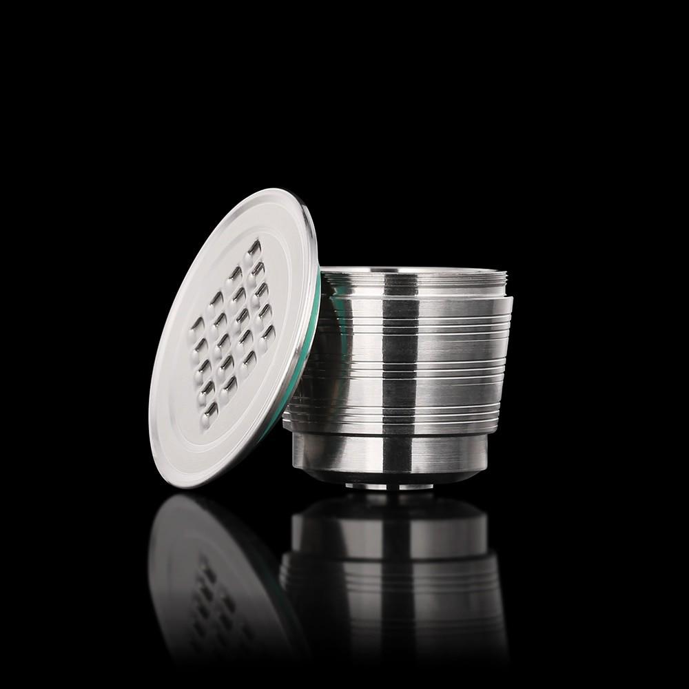 Многоразовый фильтр для кофемашин, нержавеющая сталь