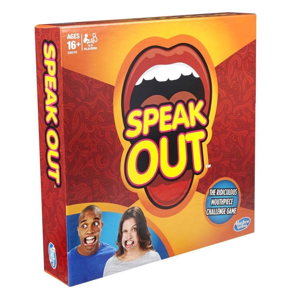 Настольная игра Speak OutНастольные игры<br>Ищете настольную игру для компании друзей, которая заставит всех от души посмеяться? Обязательно обратите внимание на настольную игру Speak Out, которая совсем недавно появилась на рынках и уже покорила мир. Веселье вам обеспечено!<br>
