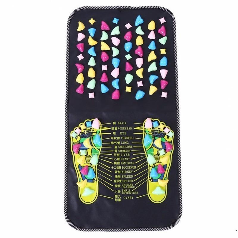 Рефлекторный массажный коврик Foot Massage Mat (35*70 см)