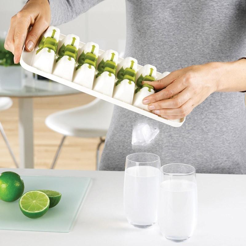 Форма для льда Ice Tray, 31х13х3,5 см, бирюзовый