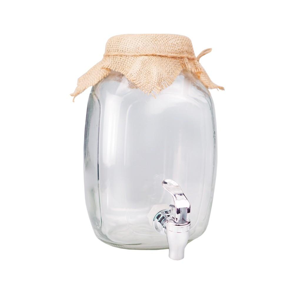 Набор - Чайный гриб (банка с дозатором в комплекте)