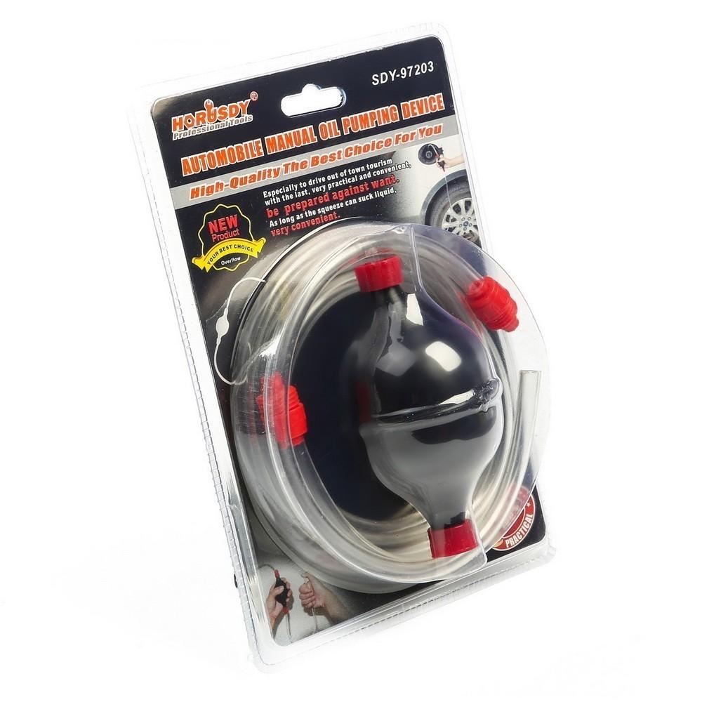 Устройство для ручной перекачки жидкостейНасосы для топлива<br>Если вы хотите улучшить технические характеристики своего автомобиля, то обязательно обратите внимание на устройство для ручной перекачки жидкостей!<br>