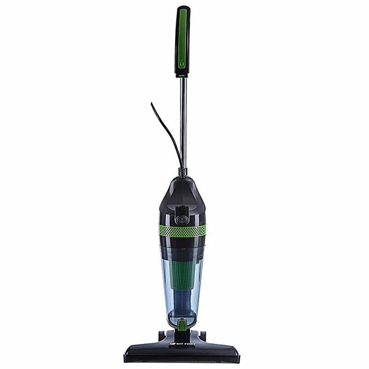 Вертикальный пылесос Kitfort 525-КТ, зелёный