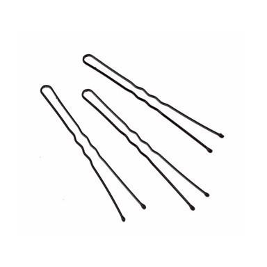 Шпильки для волос - 40 шт.Заколки и резинки<br>Самым простым и незаменимым предметом для создания прически являются шпильки для волос.<br>