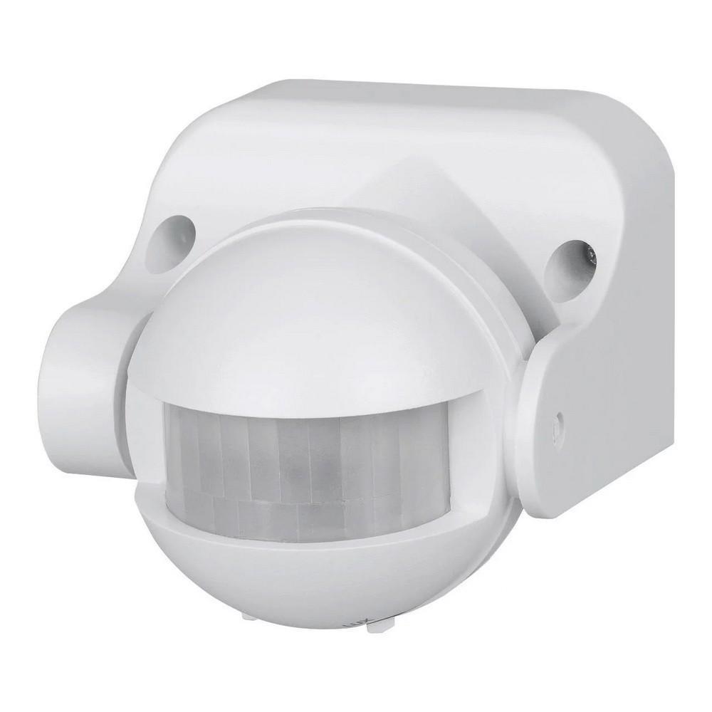 Датчик движения ASD ДД-009-W, инфракрасный, 1200 Вт, 12 м, белый