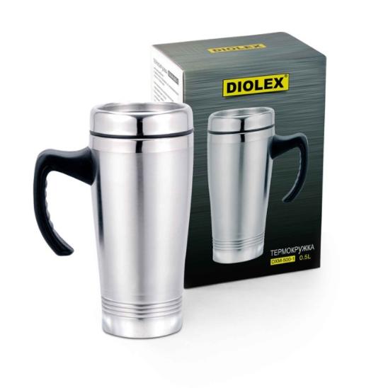 Термокружка Diolex, 0,5л DXM-500-1