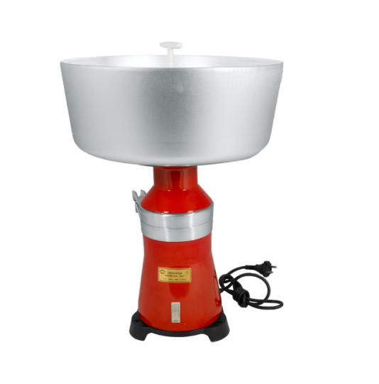 Сепаратор молока Сокол MS-100 (80), 60 Вт, произв. 100 л/ч., индукционный двигатель (2 щетки)