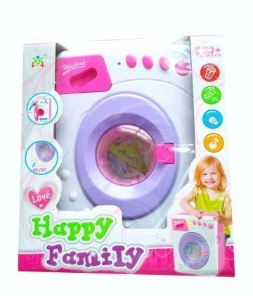 Игрушка стиральная машина Happy-Family