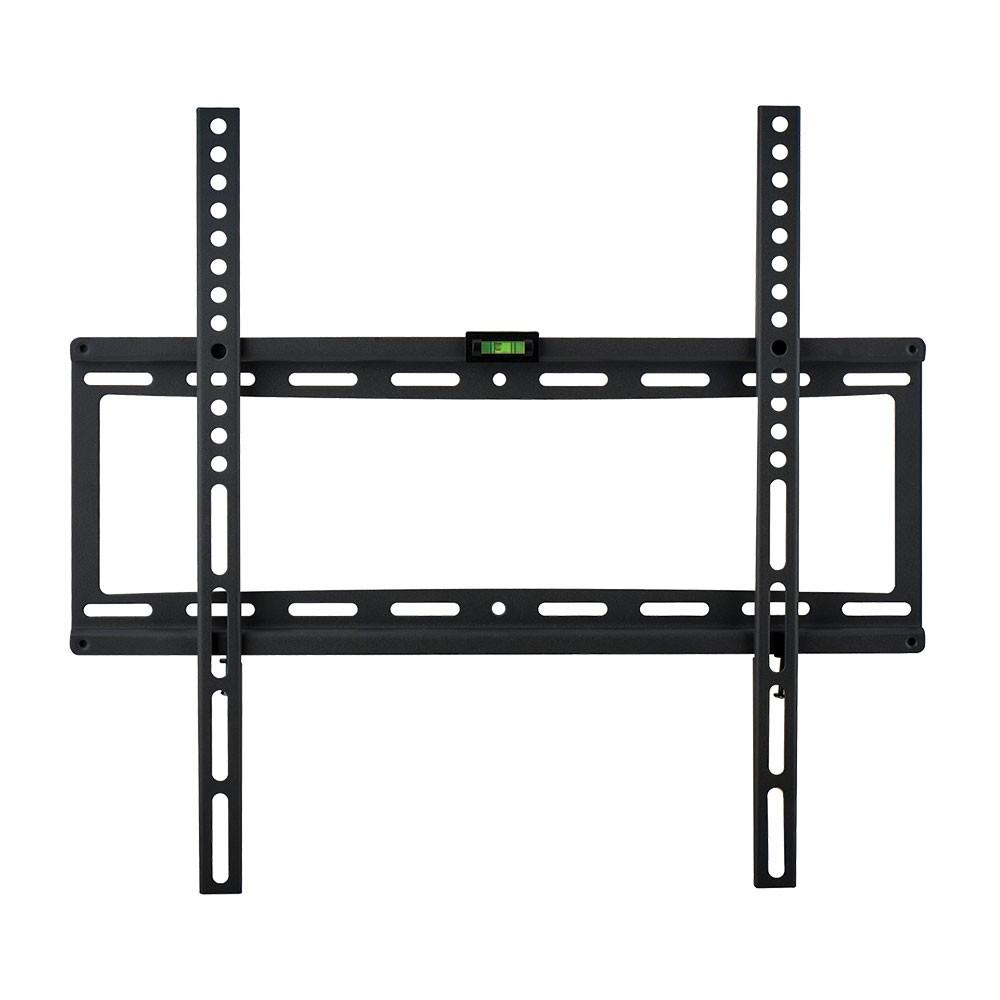 Кронштейн kromax 3-IDEAL IDEAL-3 blackКронштейны для техники<br>Фиксированный кронштейн для LED/LCD и плазменных телевизоров с диагональю экрана от 26 до 65 дюймов (66-165 см) и максимальным весом 50 кг. Ультратонкое крепление позволит расположить ваш ТВ максимально близко к стене, всего в 20 мм. Простой монтаж, в три шага, а благодаря наличию водяного уровня вы с легкостью сможете повесить ТВ идеально ровно.<br>