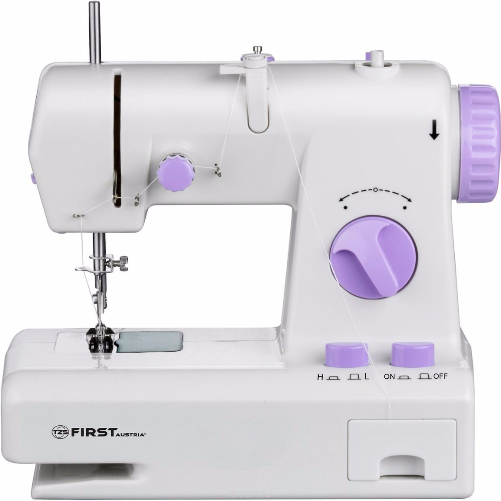 Швейная машинка FIRST 5700-1Швейные машинки и наборы для шитья<br>Машинка подойдет как для любителей, так и для настоящих профи!<br>