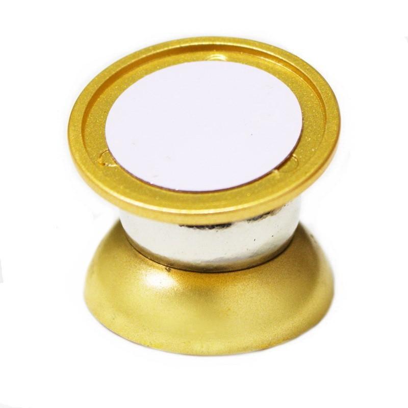 Магнитный держатель телефона — 360 градусов, Золотой