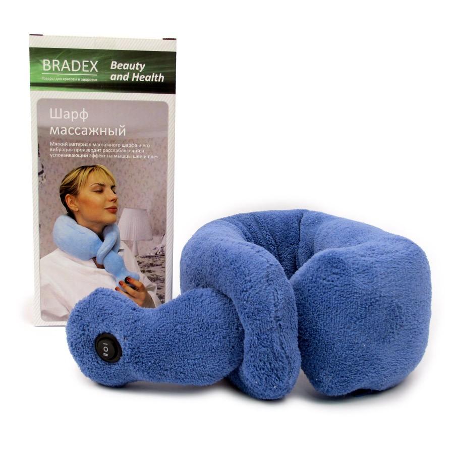 Массажный шарф Nap Massage WrapМассажеры для шеи<br>Вас мучают боли в позвоночнике и усталость после работы? Это – не повод постоянно приобретать в аптеке дорогостоящие мази и растирать спину. Вам поможет революционный массажный шарф NAP Massage Wrap, который можно купить в интернет магазине Мелеон по суперцене!<br>
