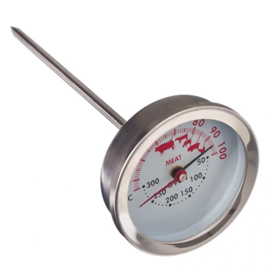 Термометр для духовой печи и мяса 2 в 1 — Vetta, нержавеющая сталь
