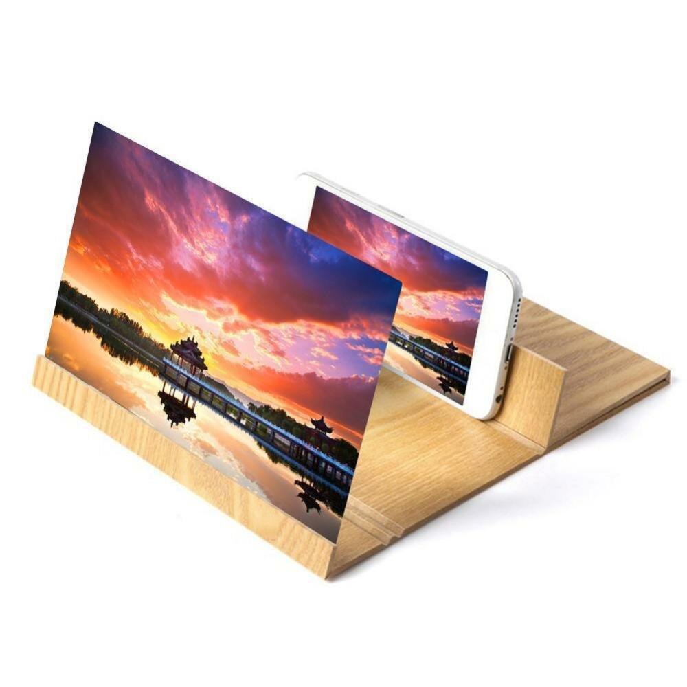 3D экран для мобильного телефона Video Amplifer