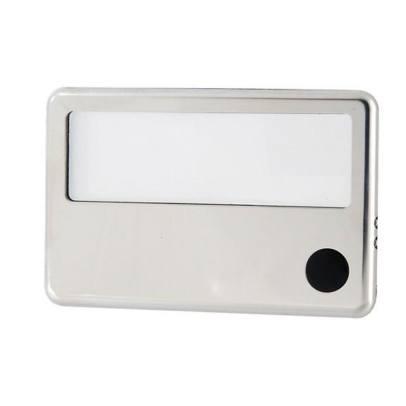 Карта - лупа с подсветкой, детектор банкнот фото