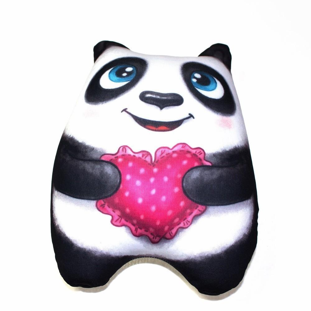 Мягкая игрушка-антистресс - Панда с сердечкомИгрушки Антистресс<br>Если ваше чадо любит всевозможные новинки-антистрессы в детских игрушках, то обязательно познакомьте ребенка с мягкой игрушкой-антистресс «Панда с сердечком». Это игрушка подарит множество положительных эмоций, а при необходимости - поможет расслабиться и забыть о чем-то плохом!<br>