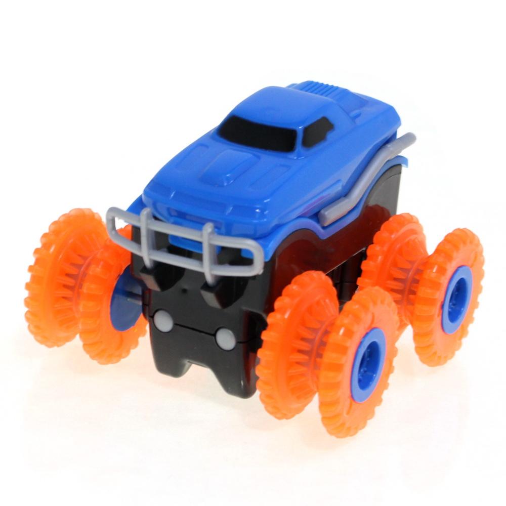 Купить Машинка Монстр-трак Trie Trul, Синий, Остальные игрушки