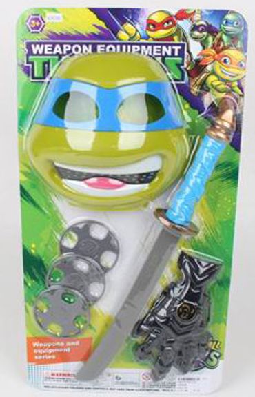 Купить Черепашки Ниндзя, оружие с маской, Игрушки для мальчиков
