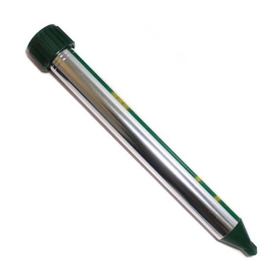 Отпугиватель кротов Sititek Гром-Профи МПротив грызунов<br>Новая версия автономного отпугивателя Гром-Профи с прибавкой эффективности более 25% благодаря появлению встроенного вибромоторчика, усиливающего механические колебания. Прибор выполнен в прочном алюминиевом корпусе, который защищает чувствительную электронику от снега и дождя. Отпугиватель эффективен против змей, кротов, мышей, крыс и т.д.<br>