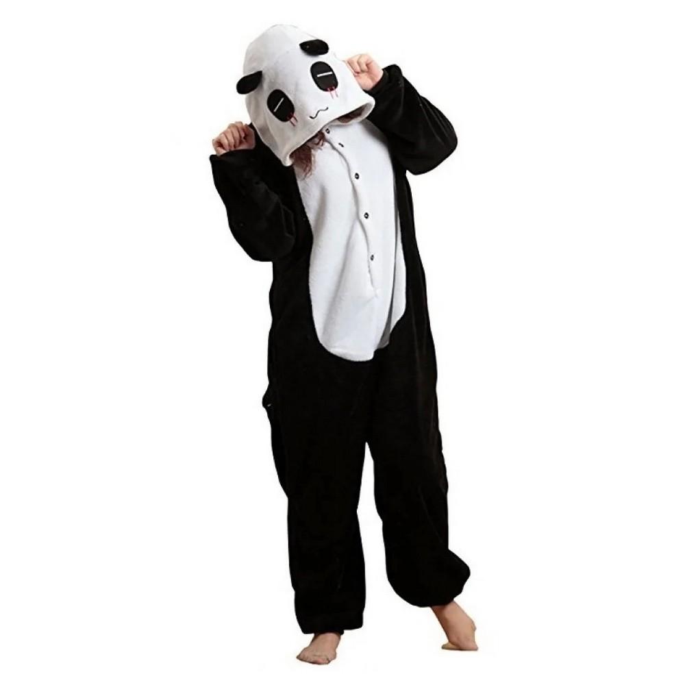 Пижама кигуруми Панда, взрослый, размер L