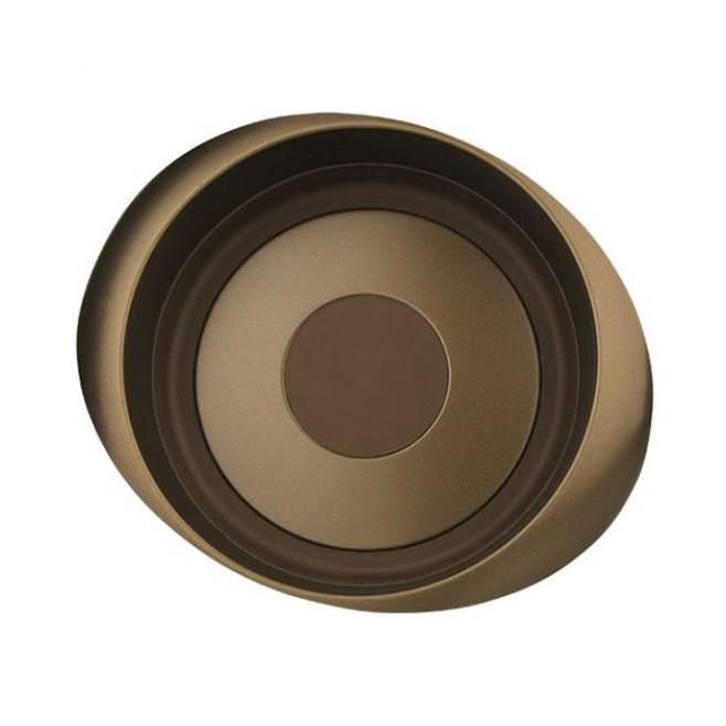 Посуда для выпечки круглая 22см Rondell Mocco&amp;Latte 440RDFФормы для тортов и кексов<br>Вы – человек, не терпящий обыденности, повторяемости и обыкновенности, и предпочитаете смелые эксперименты давно опробованным рецептам? Тогда именно для вас создана круглая форма Rondell Mocco&amp;Latte RDF-440 для выпечки. Потрясающего кофейного цвета и эксклюзивного дизайна форма неповторима, такая же, как и ваши выпечки. Форма сделана из углеродистой стали, сверху покрытой прочным антипригарным покрытием цвета свежесваренного кофе.<br>