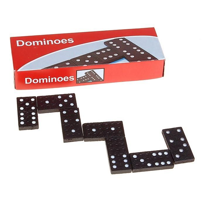 Игра настольная ДоминоНастольные игры<br>Самая популярная дворовая застольная игра. Подходит для детей и для взрослых.<br>