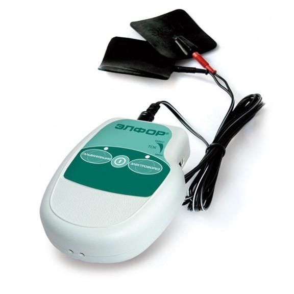 Аппарат для электрофореза «Элфор»Электротерапия<br>Аппарат для электрофореза «Элфор» – уникальный в своем роде прибор, который доставляет лекарственные вещества прямо к больному органу. Процедура является совершенно безопасной и безболезненной для людей любого возраста.<br>