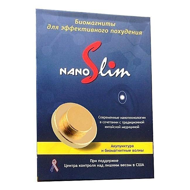 Биомагниты для похудения Nano Slim (Нано Слим)Магнитотерапия<br>По статистике целых 70% людей на Земле имеют проблемы с лишним весом. Согласитесь, эти данные ужасают. Если вы готовы изменить себя в лучшую сторону ради прекрасного самочувствия и идеального внешнего вида, то совсем не обязательно истязать себя в тренажерном зале. Приобретая биомагниты для похудения Nano Slim (Нано Слим), вы сможете без труда избавиться от лишнего веса без ущерба для психики и здоровья!<br>