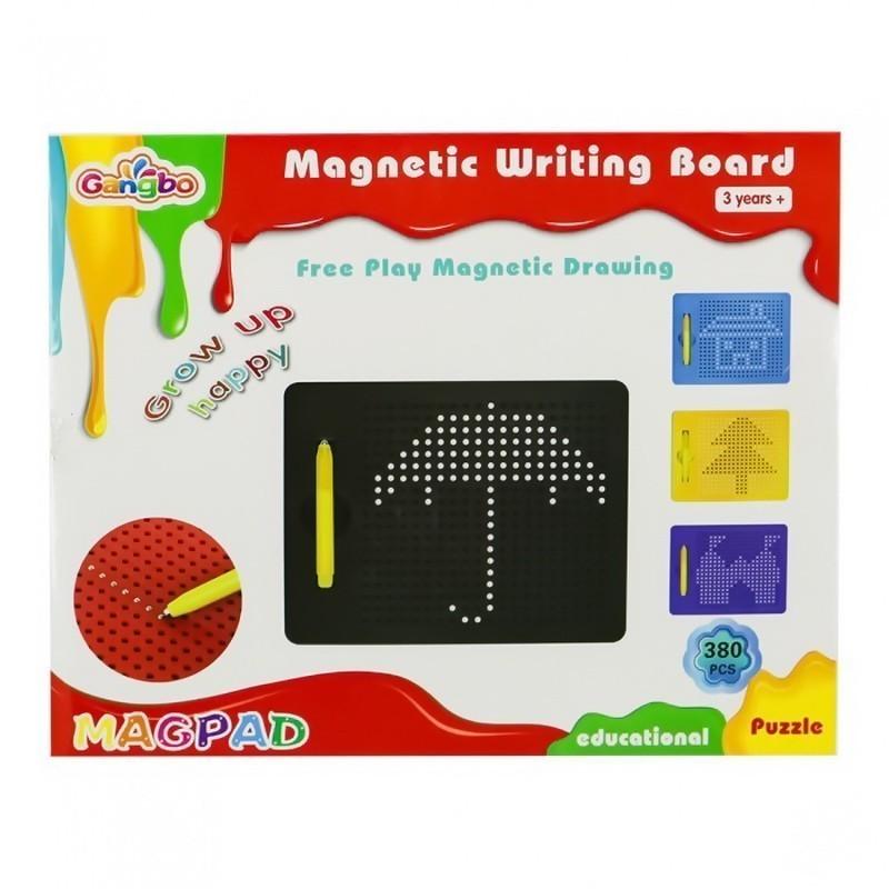 Купить Магнитный планшет - Magpad, 380 отверстий, Для рисования