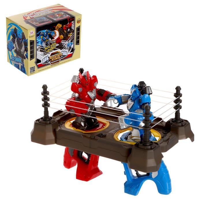 Купить Битва роботов - Ринг, Игрушки для мальчиков