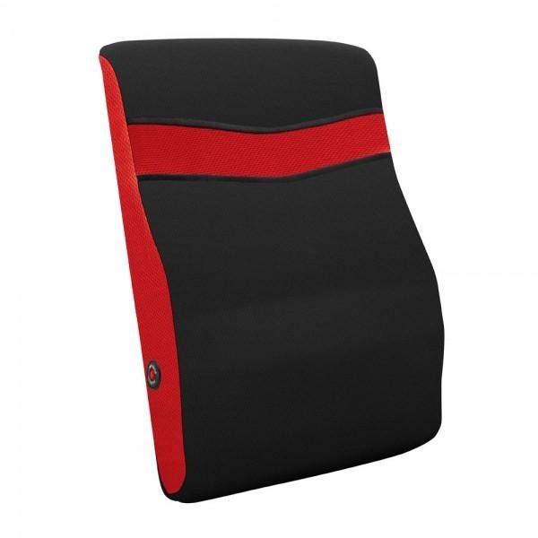 Массажная подушка для спины и всего телаМассажные подушки<br>Массажная подушка американского бренда As Seen On TV поможет вам снять напряжение в области поясницы, шеи, плеч, а также ног после долгого рабочего дня. Тип массажа – вибрационный интенсивный. Подушка беспроводная, питается от батареек.<br>