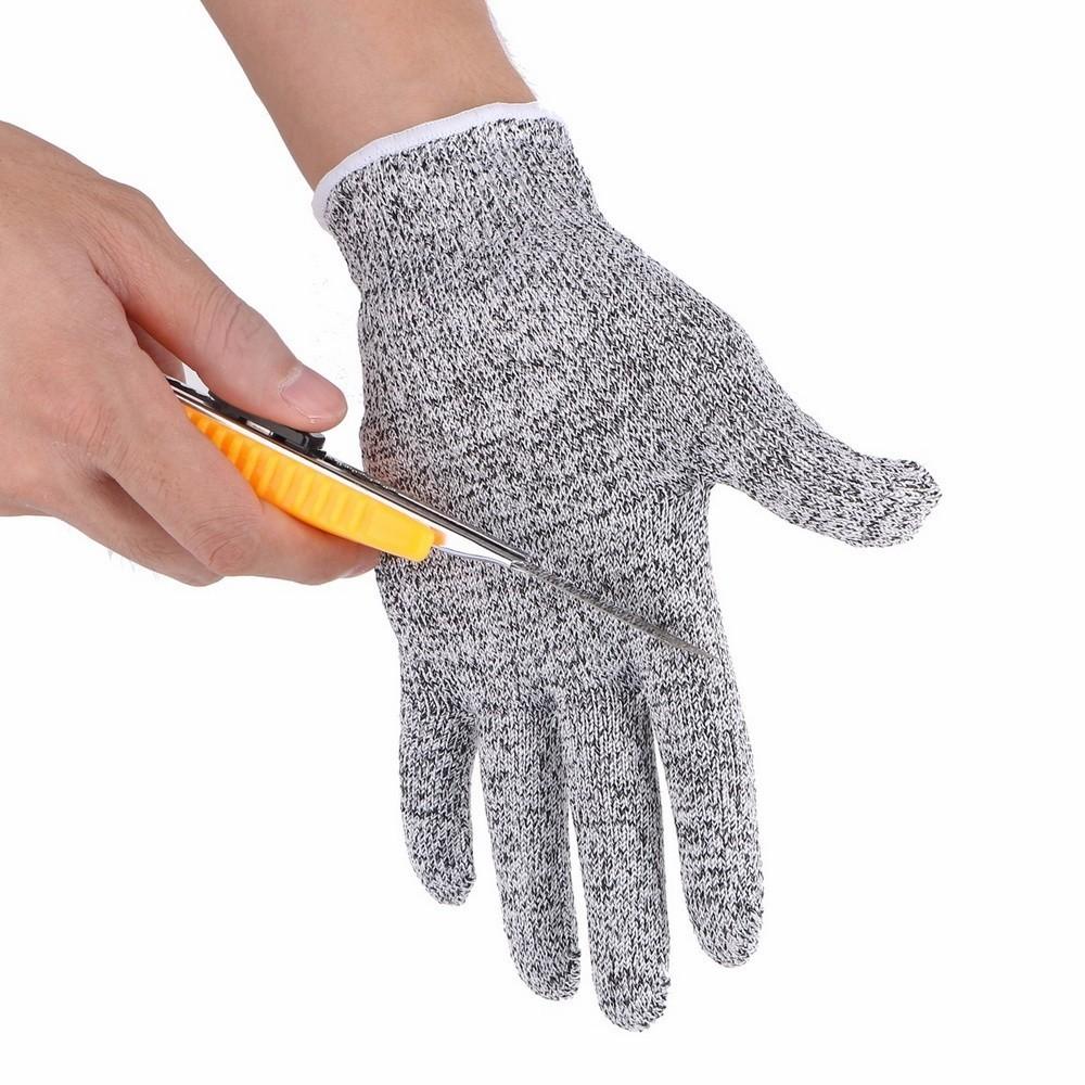 Порезостойкие перчатки cut resistant