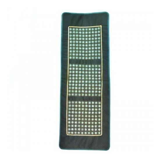 Нефритовый матрас - зелёный, 122x44 см