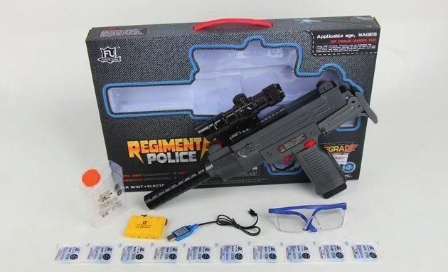 Набор — Полицейский спецназ