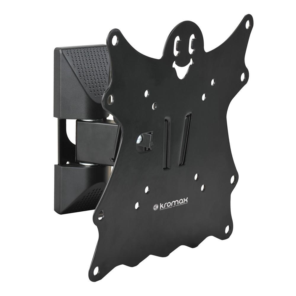 Кронштейн Kromax 202-CASPER CASPER-202 blackКронштейны<br>Кронштейн CASPER-202 идеально подходит для всех LED/LCD телевизоров с диагональю экрана от 15 до 40 дюймов (38-102 см) и весом до 30 кг.<br>