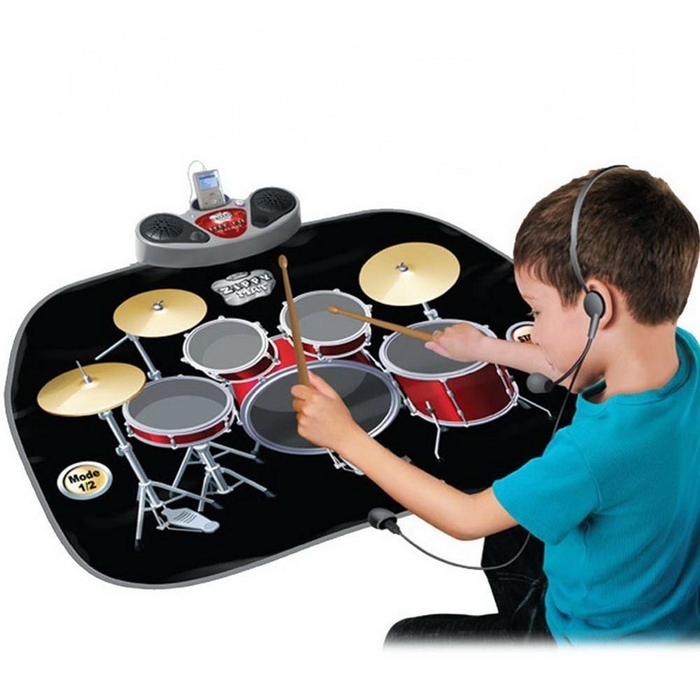 Музыкальный коврик Shelf Drum Music Blanket