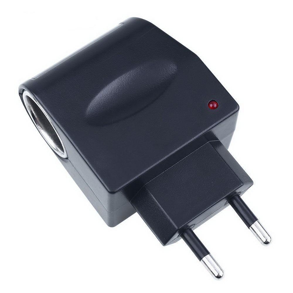 Переходник с 220 вольт на прикуривательАвто - Электроника<br>Подключайте электробритвы для машины, гаджеты, навигаторы в обычную розетку 220В! Переходник 220В на прикуриватель «безболезненно» для техники преобразовывает высокое напряжение в стандартные 12В автомобильной электросети.<br>