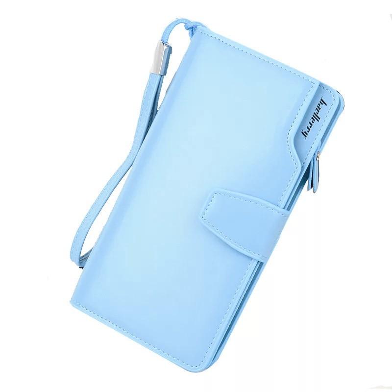 Портмоне клатч женское Baellerry Woman — синий