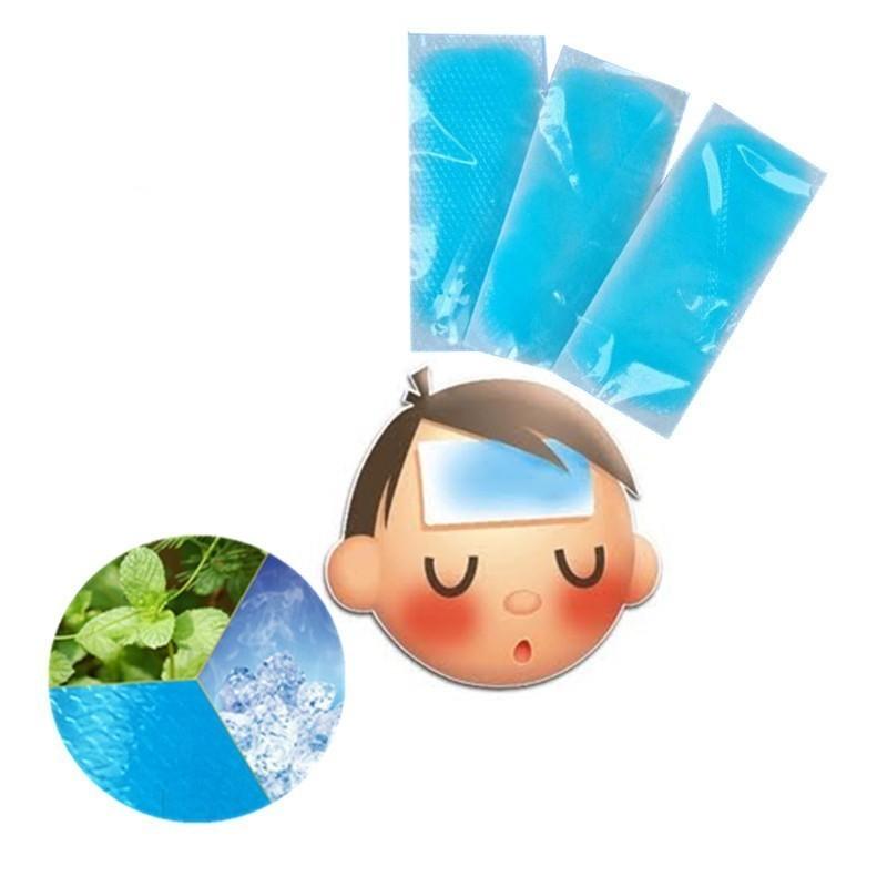 Жаропонижающий пластырь Cooling Patch, 3 шт от MELEON