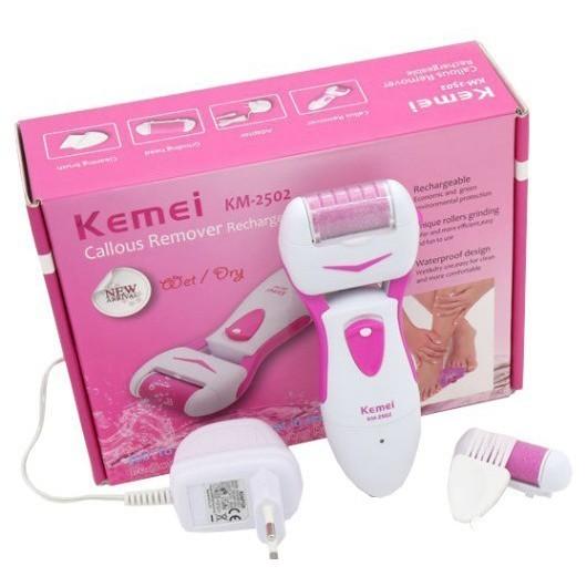 Электрическая роликовая пилка Kemei 2502 от MELEON