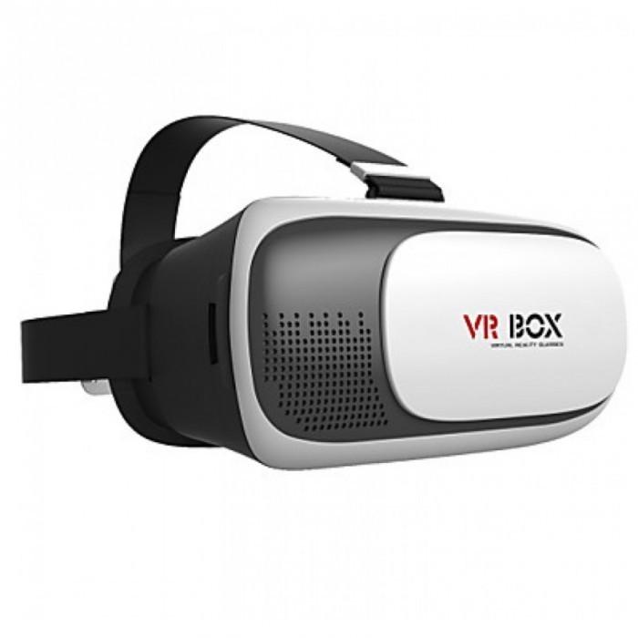 VR Box 2.0  - очки виртуальной реальности и 3DОчки VR Box<br>VR Box 2.0  - очки виртуальной реальности и 3D – это настоящая находка для любителей инновационных технологий. Теперь вы сможете, находясь в теплой уютной атмосфере, просматривать 3D и 2D фильмы на огромном экране размером с трехэтажный дом. Уникальность модели заключается в том, что она работает даже без подключения к компьютеру!<br>