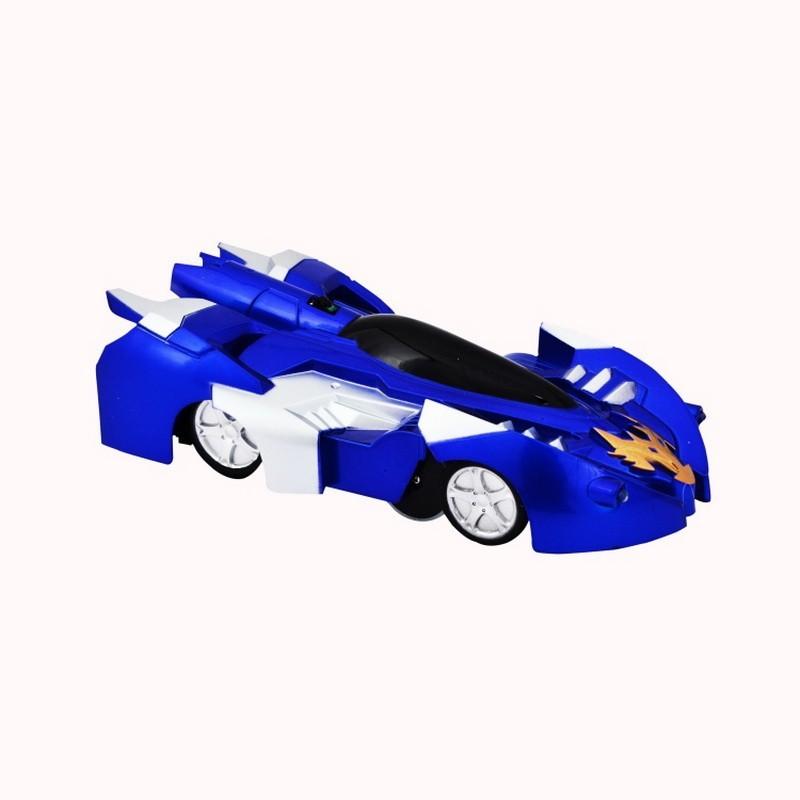 Купить Антигравитационная машинка Wall Racer в ассортименте, Синий, Электронные игрушки