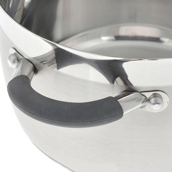 Набор посуды 8 пр. rondell flamme