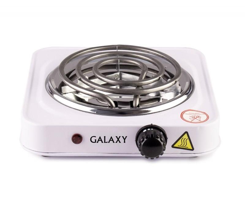 Плитка электрическая Galaxy GL 3003, 1000 Вт, открытый  нагревательный элемент, диаметр нагревательного элемента 145 мм