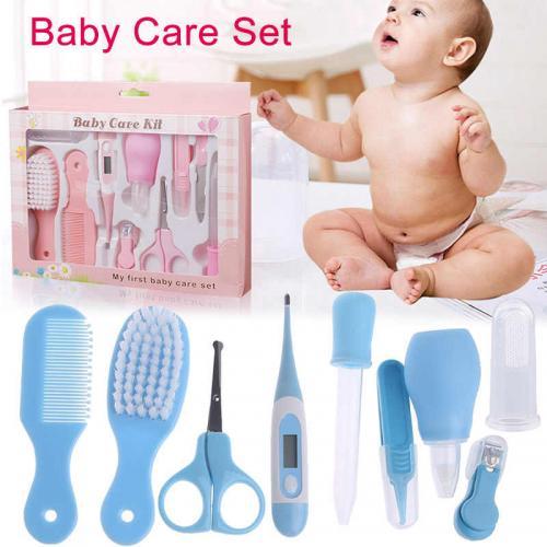 Набор для ухода за ребенком Baby Care Kit, розовый
