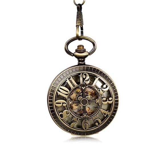Винтажные карманные часы с крышкой циферблатКарманные часы<br>А вы знаете, что в моду сейчас с уверенностью входит легкий винтаж? Если вы хотите следовать модным тенденциям. Именно здесь вы найдете винтажные карманные часы с крышкой циферблат. Вам не придется копить огромные деньги на дизайнерское украшение из модного глянцевого журнала или просто мечтать о нем!