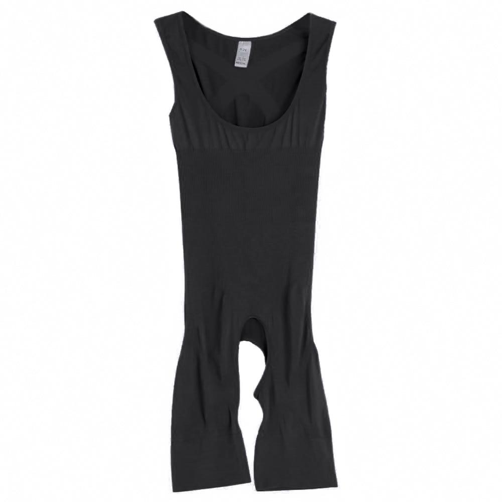Комбидресс корректирующий Slim Shapewear, S-M, Черный